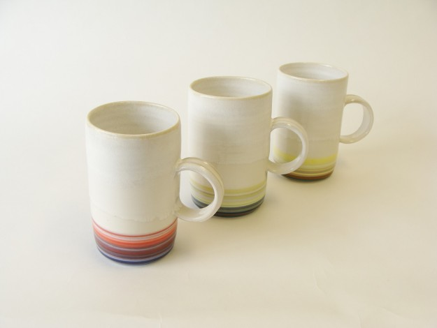 Kobo Seattle Haejin Lee ceramic tableware mugs