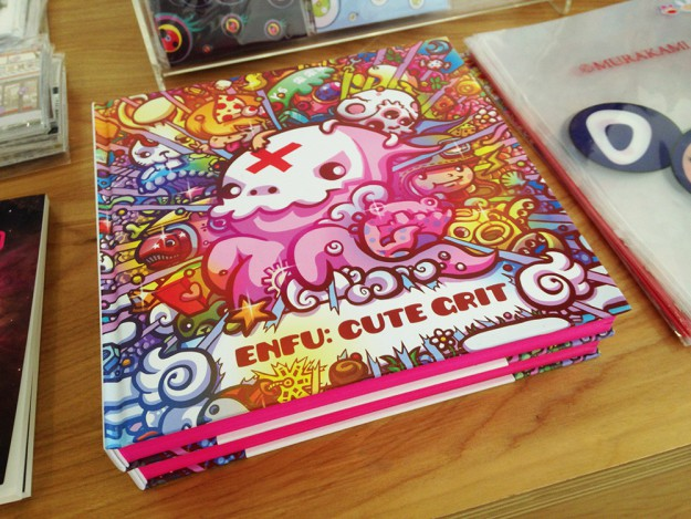 Enfu Cute Grit via Giant Robot