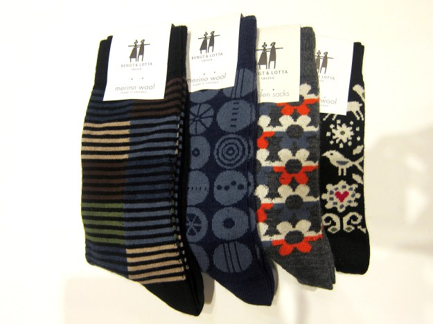 Bengt & Lotta socks KOBO Seattle